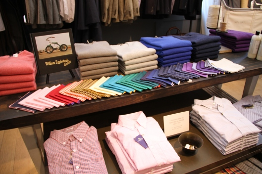 The Ludlow, J. Crew Tribeca