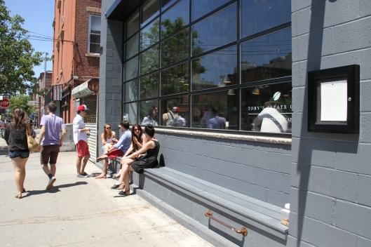 Toby's Estate Coffee Brooklyn, NY